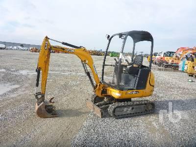 2010 JCB 8018 Mini Excavator (1 - 4.9 Tons)
