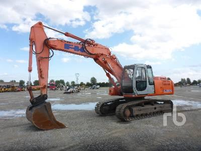 2002 FIAT-HITACHI EX235 Hydraulic Excavator