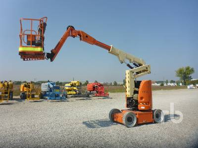2006 JLG E300AJP Electric Boom Lift