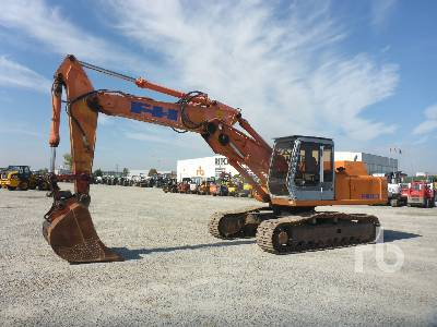 1998 FIAT-HITACHI FH240.3 Hydraulic Excavator