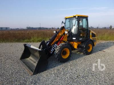 2014 JCB 407 T4 Integrated Tool Carrier