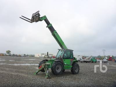 2008 MANITOU MT1235 3500 Kg Telescopic Forklift