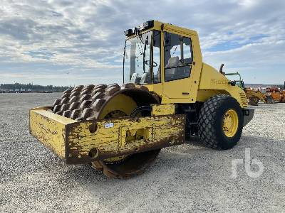 1999 BOMAG BW219PDH-3 Vibratory Padfoot Compactor