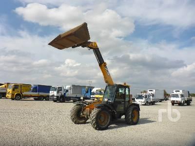 2012 JCB 526-56 AGRI Telescopic Forklift