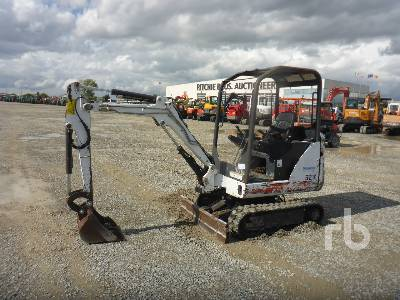 2006 BOBCAT 323 Mini Excavator (1 - 4.9 Tons)