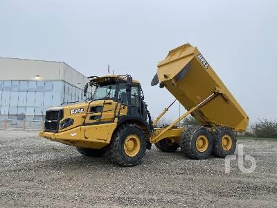 2017 BELL B30E 6x6 Articulated Dump Truck