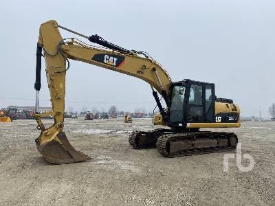 2011 CATERPILLAR 320DLN Hydraulic Excavator