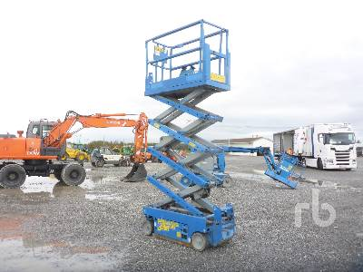 2007 GENIE GS1932 6 m Electric Scissorlift