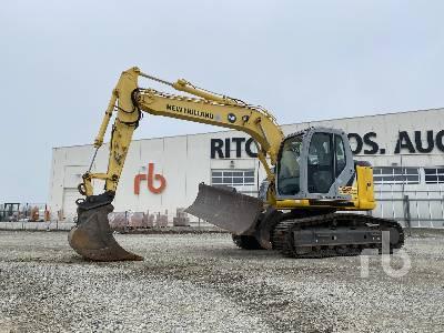 2008 NEW HOLLAND KOBELCO E150BSR-2 Blade Runner Hydraulic Excavator