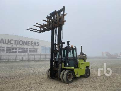 1994 CLARK DPH60 6000 Kg Forklift