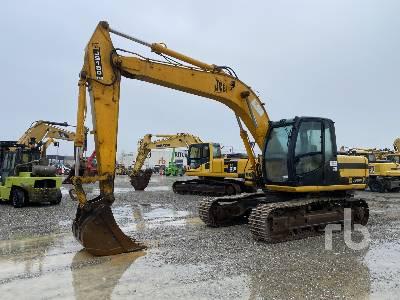2001 JCB JS180LC Hydraulic Excavator