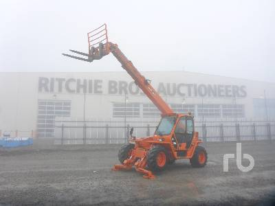 2011 MERLO P38.13 3800 Kg 4x4x4 Telescopic Forklift