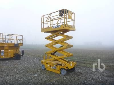 2005 HAULOTTE COMPACT 10 10 m Electric Scissorlift