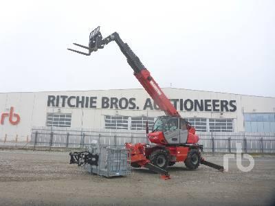 2014 MANITOU MRT2150+ 5000 Kg 4x4x4 Telescopic Forklift