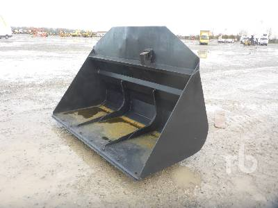 2400 mm Telescopic Forklift Bucket