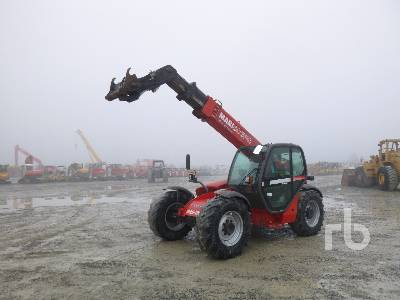 2006 MANITOU MLT935H TURBO 4x4x4 Telescopic Forklift