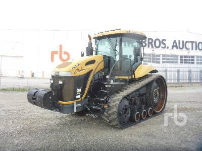 2005 CHALLENGER MT765A Track Tractor