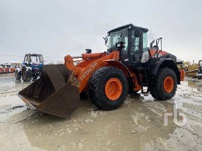 2016 HITACHI ZW220-6 Wheel Loader