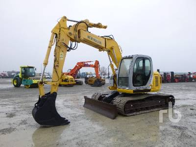 2007 NEW HOLLAND E135SR-1ES Hydraulic Excavator