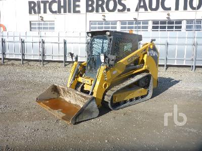 2017 GEHL RT210 Multi Terrain Loader