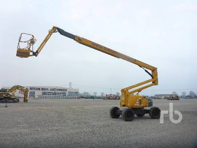 2006 HAULOTTE HA260PX Articulated Boom Lift