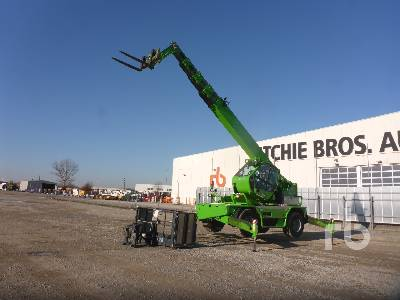2013 MERLO ROTO 40.26MCSS 4000 Kg 4x4x4 Telescopic Forklift
