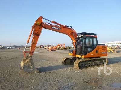 2014 DOOSAN DX140LC-3 Hydraulic Excavator