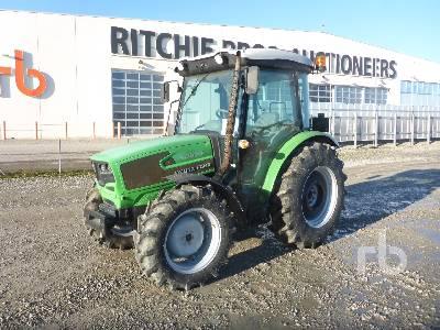DEUTZ-FAHR 4075 E 4WD CKE MFWD Tractor