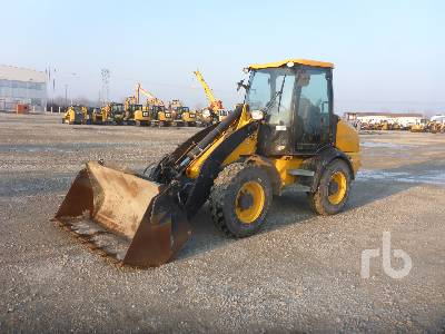 2011 JCB 409 Wheel Loader