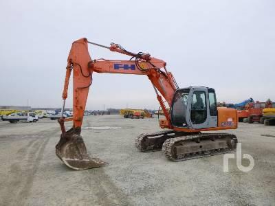 FIAT-HITACHI EX165 Hydraulic Excavator