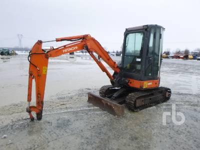 2005 HITACHI ZX30U-2 Mini Excavator (1 - 4.9 Tons)