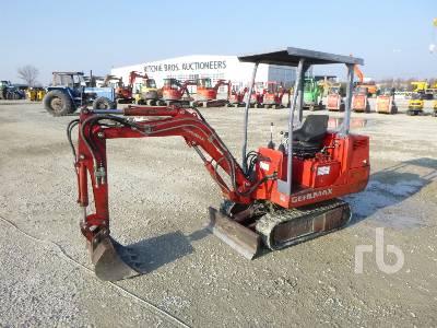 1994 GEHL MB138 Mini Excavator (1 - 4.9 Tons)