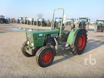 1986 FENDT 205P 2WD Tractor