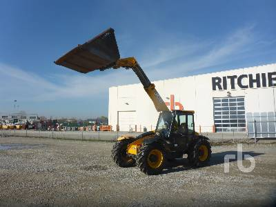 JCB 526-56 2600 Kg 4x4x4 Telescopic Forklift