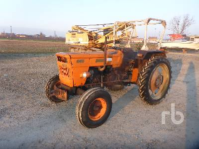 1975 FIAT 640 2WD Tractor