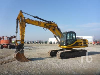 JCB JS220 Hydraulic Excavator