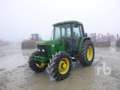 1994 JOHN DEERE 6200 MFWD Tractor
