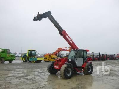 2013 MANITOU MHT860L 6000 Kg Telescopic Forklift