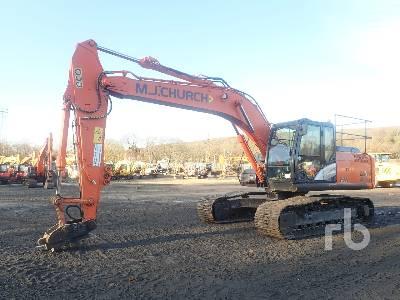 2013 HITACHI ZX210LC-5B Hydraulic Excavator