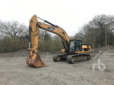 2010 CATERPILLAR 336DL Hydraulic Excavator