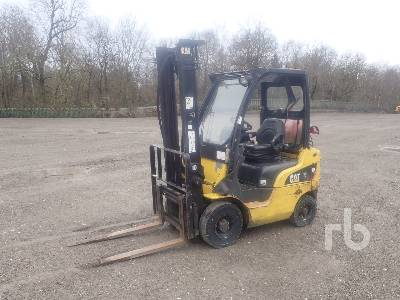 2010 CATERPILLAR GP18N Forklift