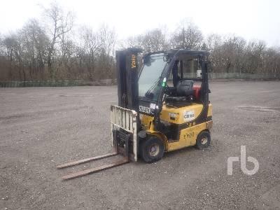 2013 YALE GLP20SVX Forklift
