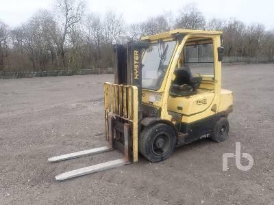2012 HYSTER H3.0FT Forklift