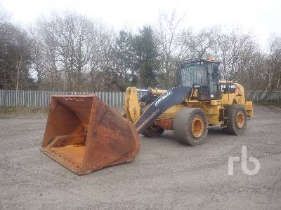 2012 CATERPILLAR 950K High Lift Wheel Loader