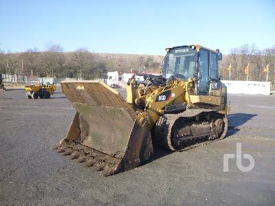 2009 CATERPILLAR 963D Crawler Loader