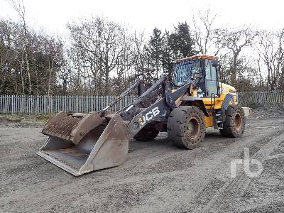 2014 JCB 437HT High Lift Wheel Loader