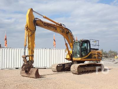 2004 JCB JS220 Hydraulic Excavator