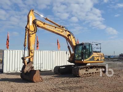 2004 JCB JS220LC Hydraulic Excavator