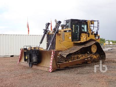 2016 CATERPILLAR D6T LGP Crawler Tractor