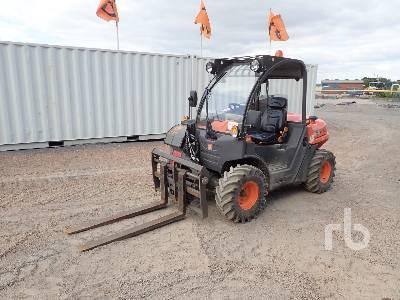2017 AUSA T144H PLUS Taurulift 4x4 Telescopic Forklift